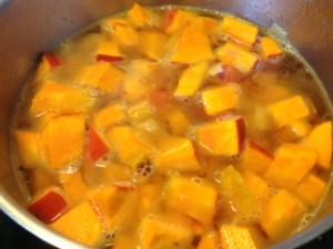 aus Hocaido wird  Suppe